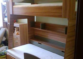 łóżka na antresoli - łózka piętrowe