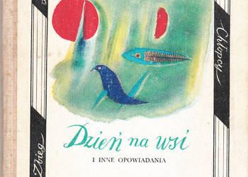 (01709) DZIEŃ NA WSI I INNE OPOWIADANIA – ANTONI CZECHOW