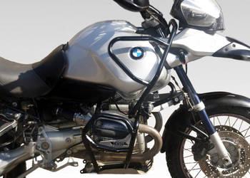 Gmole HEED do BMW GS 1150 Adventure (01-05) - Full czarne