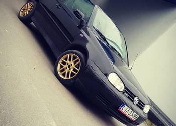 Sprzedaż/zamiana Golf 4 cabrio