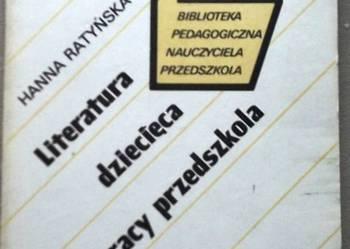 Literatura dziecięca w pracy przedszkola - Hanna Ratyńska