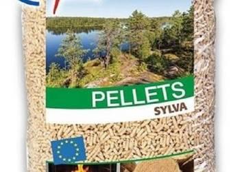 PELLET, biopellet, pellet DIN plus Sylva najtaniej!