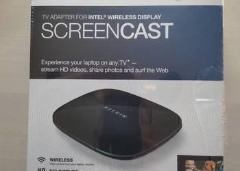 Belkin Screencast, TV Adapter for Intel Wireless Display