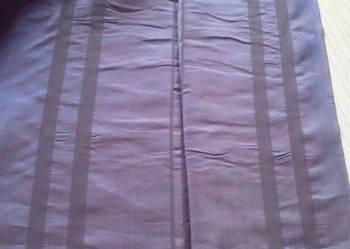 Tkanina zasłonowa fiolet lub bordo wys.285 cm zasłona kresz