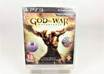 GRA NA PS3 GOD OF WAR WSTĄPIENIE PL