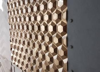 Panel ścienny 3D BRILLIANT panele gipsowe  dekoracyjne