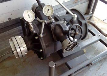 Motopompa 2000 lt/min pompa do deszczowni Bursztynu WOM