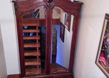 Piękna szafa 2 drzwiowa -Rocaille  285 cm