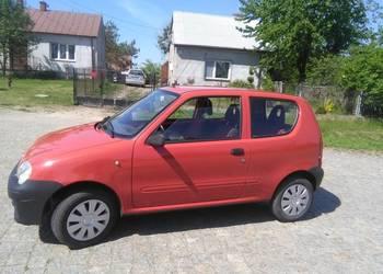 FIAT seicento 2003r.1,1