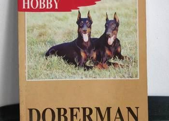 Książka, zwierzęta, psy – Doberman.