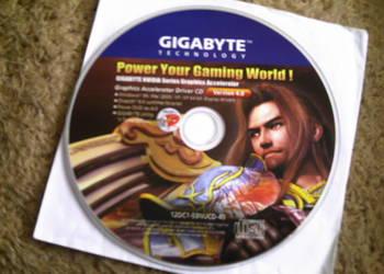 Gigabyte; Power Your Gaming World; gra