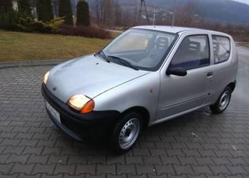 Fiat Seicento 900 !!! Pierwszy Własciciel Polecam