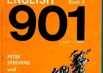 English 901 Book 4.  Plus dwie płyty. Komplet