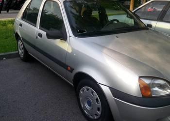 Ford Fiesta 1.25 benzyna
