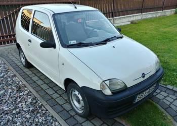 Fiat 600 Van 1.1 2007 B+LPG Doinwestowany, długie opłaty