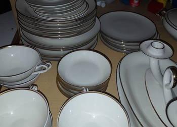 Porcelanowy zestaw, porcelana
