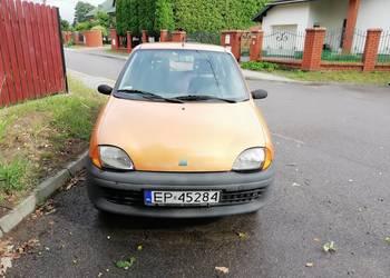 Fiat Sieciento 1.1 benzyna + gaz