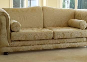 Sofa fotel kanapa rozkładana komplet wypoczynkowy stylowe