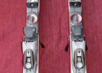 Narty K2 długość 160cm