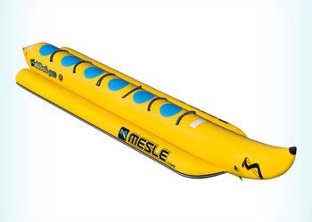 PROMOCJA Koło do holowania za łodzią, banan do ciągnięcia HD