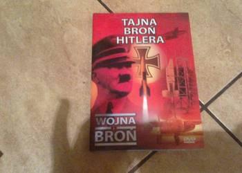 film na DVD plus ksiąTajna Broń Hitlera z serii Wojna i Broń