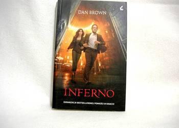 Książka INFERNO Dan Brown