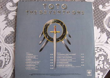 winyl - ToTo – The Seventh One