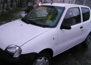 Fiat Seicento poj. 1.1  rok prod. 2003