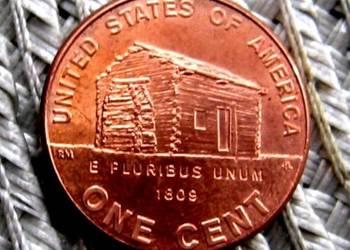 USA 1 Cent 2009r-D
