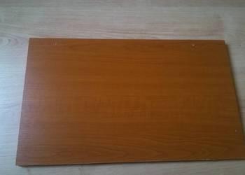 Półka płyta 50 x 30 x 1,6 cm calvados