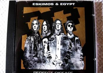 ESKIMOS & EGYPT-PERFECT DISEASE>CD BDB