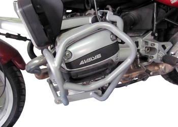 Gmole HEED do BMW R 1100 R (94-01) i R 850 R (94-01) srebrne