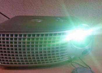 DELL 1201MP, projektor multimedialny sprawny, działający