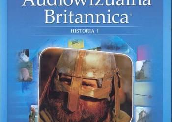 Encyklopedia audiowizualna Britannica - Historia 1 + DVD