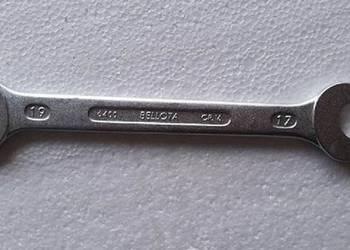 Klucze płaskie17x19 Gedore - OKAZJA.