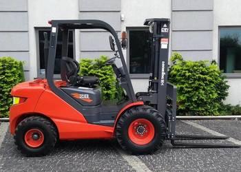 Fabrycznie nowy wózek widłowy terenowy LONKING LG20DT Terain