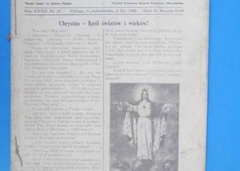 9. Gość Niedzielny - Rok Wydania 1948. - Bezpłatna wysyłka.
