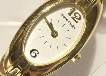 Zegarek damski PIERRE CARDIN PC60372 złoty PIĘKNY!