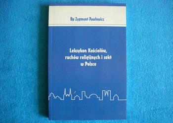 Leksykon Kościołów, ruchów religijnych i sekt w Polsce