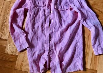 Koszula różowa w kratkę Mińsk Mazowiecki Sprzedajemy.pl  G9o1B