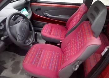 Fiat Seicento 900S 98r. Wciśniesz się wszędzie!