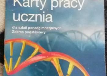 Karty pracy BIOLOGIA NA CZASIE; zakres podstawowy