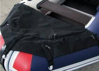 Torba dziobowa z klamrami do pontonów