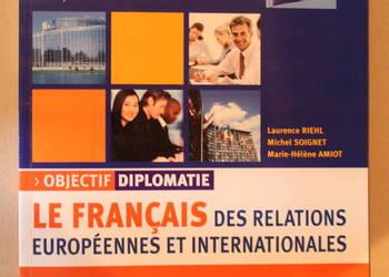 Le Francais des Relations Europeennes et Internationales
