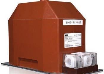 Przekładnik napięciowy UMZ12-1  6000:V3/100:V3/100:3 V/V/V