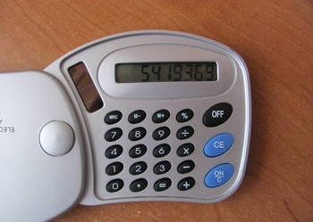 kalkulator CD-810