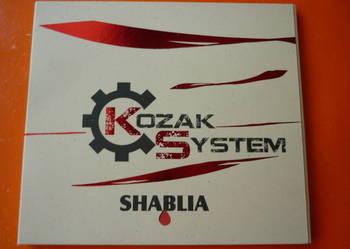 "Płyta CD Kozak System ""Shablia"""