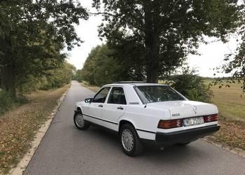 Mercedes w201 190 zadbany