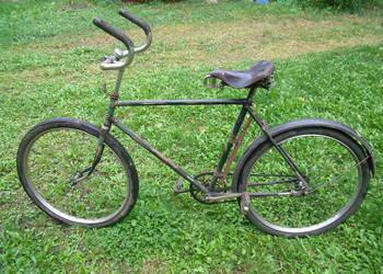 sprzedam zabytkowy rower światowid