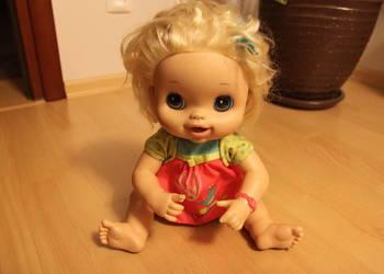 Sprzedam lalkę interaktywną Baby Born Alive